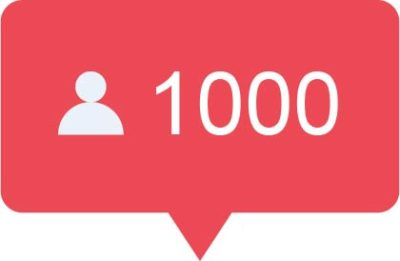 1000 Instagram volgers kopen