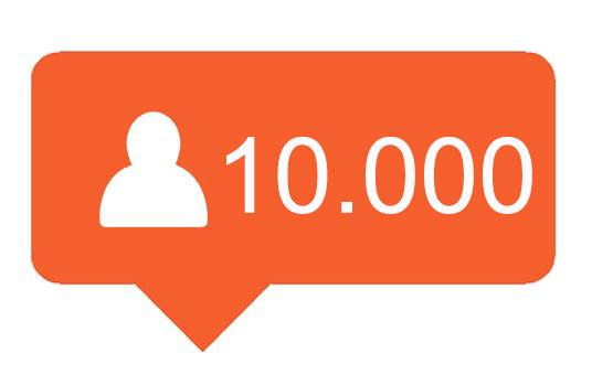 10.000 Hoge kwaliteit Instagram volgers kopen