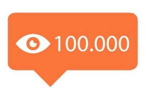 100.000 Instagram video views kopen