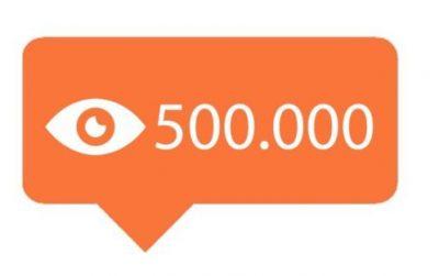 500.000 Instagram video views kopen