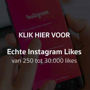 Echte Instagram Likes