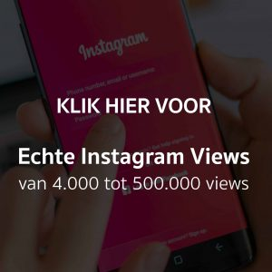 Echte Instagram Views