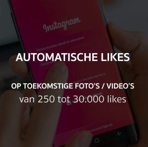 Automatische likes