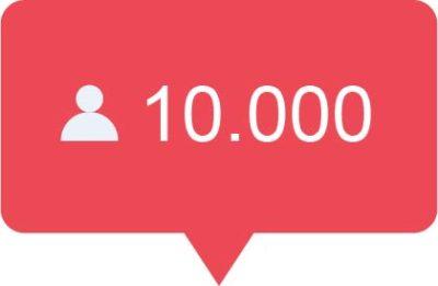 10.000 Instagram volgers kopen