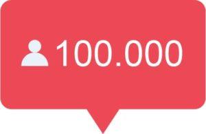 100.000 Instagram volgers kopen