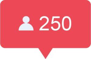 250 instagram volgers kopen