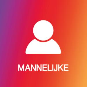 Instagram Mannelijke volgers Kopen