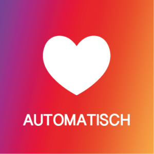 Instagram Automatische likes Kopen