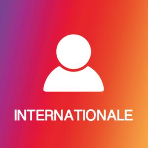 Instagram Internationale volgers Kopen